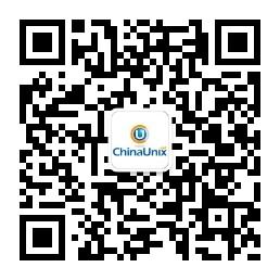 Chinaunix官方微信